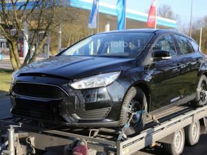 Новое поколение Ford Focus прибавит в размерах
