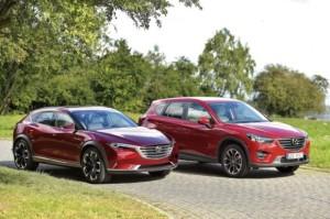 Новый кроссовер Mazda CX-4 дебютирует 25 апреля