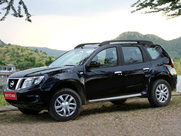 Обновленный Nissan Terrano поступил в продажу в РФ
