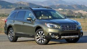 Обновленный Subaru Outback поступит в Россию в апреле