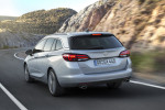 Opel Astra Sports Tourer 2016 фото 05