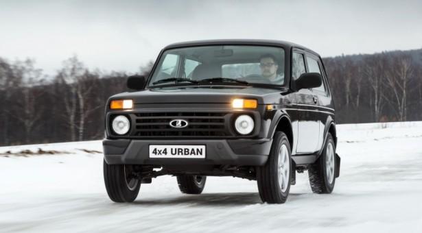Первая партия Lada 4x4 Urban поступит к дилерам в начале апреля