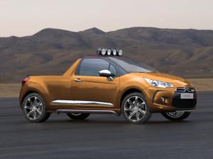 Peugeot-Citroen задумался о выпуски собственного пикапа