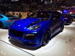 Porsche Cayenne Tech Art Magnum Sport 2016 Фото 03