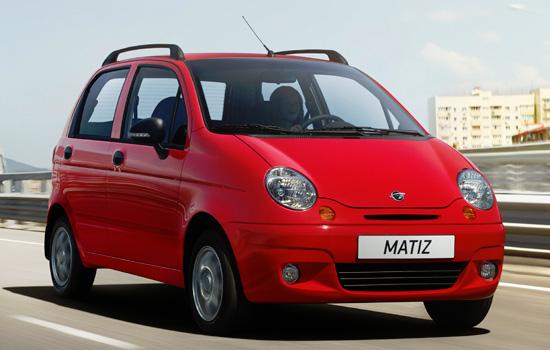 Новый ravon matiz: доступный автомобиль на отечесвенном рынке картинки