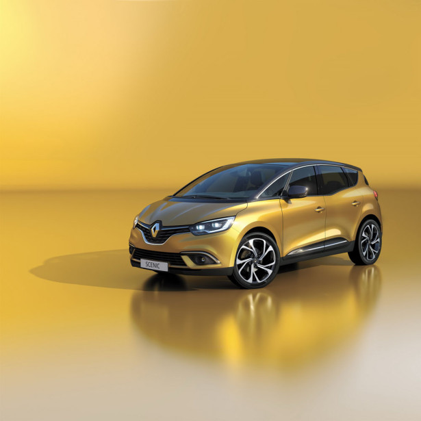 Renault Scenic 2017 Фото 01