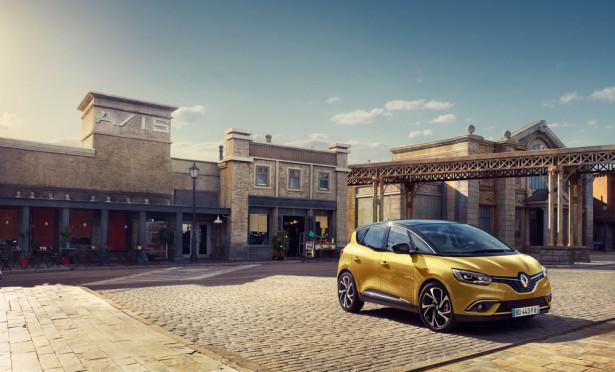 Renault Scenic 2017 Фото 02