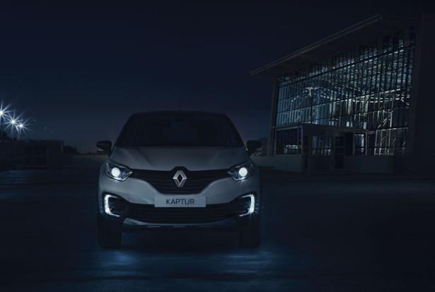 Renault презентовала совершенно новый кроссовер Kaptur для России