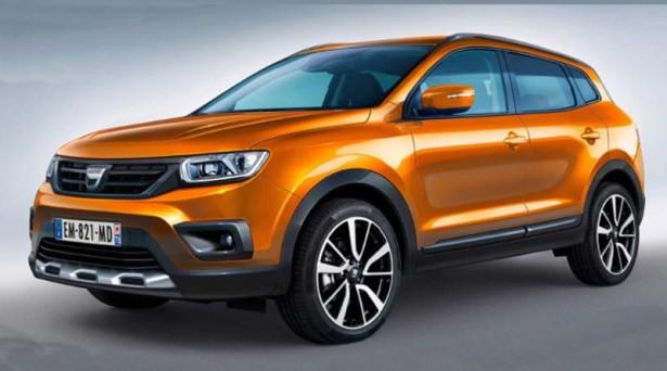 Renault утвердил дизайн новой генерации Duster