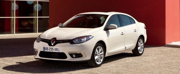 Renault заканчивает производство модели Fluence в России