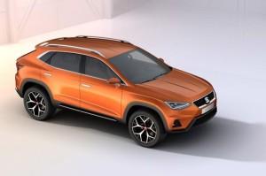 Seat готовит новый SUV, конкурента для Nissan Juke