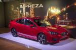 Subaru Impreza 2017 Фото 05