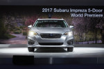 Subaru Impreza Hatchback 2017 Фото 08