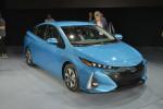 Toyota Prius Prime 2017 Фото 12
