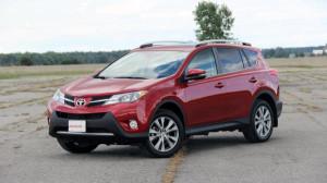 Toyota RAV4 поступит в производство в России в августе