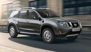 В Nissan представили внедорожник Terrano 2016 для российского рынка