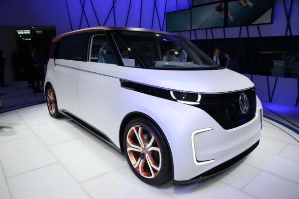 Volkswagen BUDD-e  2016 Фото 04