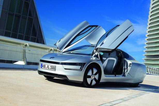Volkswagen XL1 Фото 01