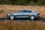 Location Profile Left Volvo S90 Mussel Blue 2