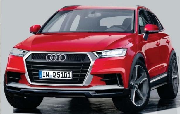 Audi уже готовит заряженную версию кроссовера Q2 к концу следующего года