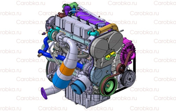 АвтоВАЗ выпустит свой турбомотор к 2018 году
