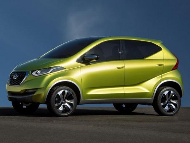 Datsun официально презентовал новый хэтч redi-Go в Нью-Дели