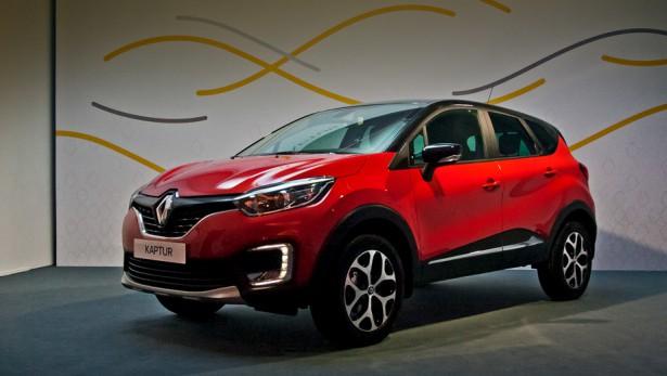 Дилеры Renault в РФ делятся информацией о стоимости кроссовера Kaptur