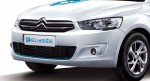 Электромобиль Citroen Elysee EEV 2017 Фото 02