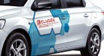 Электромобиль Citroen Elysee EEV 2017 Фото 04