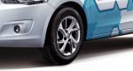 Электромобиль Citroen Elysee EEV 2017 Фото 05