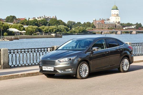 Ford Focus третьей генерации оснастят мотором российской сборки