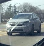 Фотошпионы рассекретили детали экстерьера нового Honda CR-V1