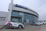 День футбола в дилерских центрах Hyundai АГАТ