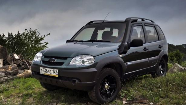 GM-АвтоВАЗ выпустит новую модификацию Chevrolet-Niva GL