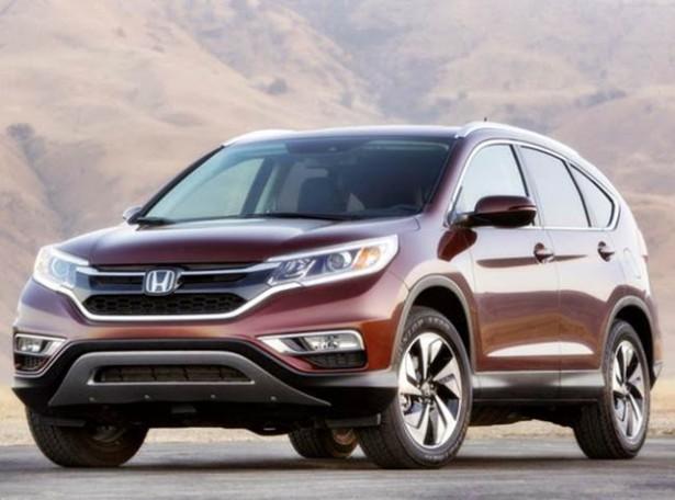 Honda разрабатывает кроссовер CR-V на базе Civic