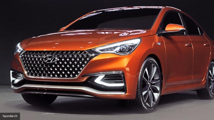 Hyundai Solaris нового поколения показали в Пекине