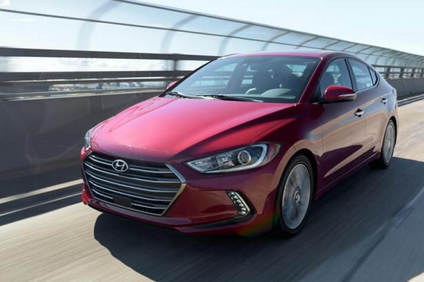 Hyundai привезет в Россию новое поколение Elantra и Grand Santa Fe в текущем году