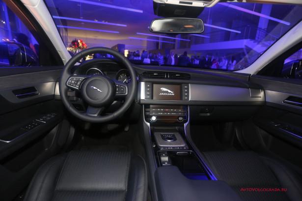 Jaguar XF 2016 в Волгограде Фото 28