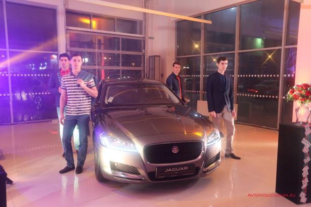 Jaguar XF 2016 в Волгограде Фото 51