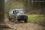Land Rover Defender тюнинг 2016 Фото 09