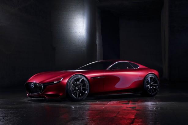 Mazda RX Vision 2017 Фото 01