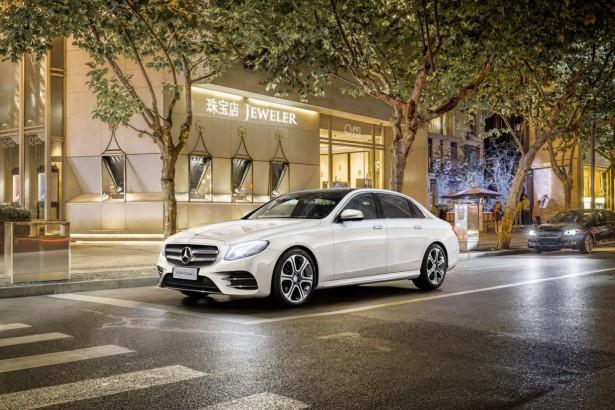 MercedesBenz EClass 2017 Фото 07