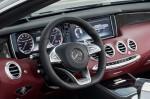 Mercedes S klass Cabriolet 2016 Фото - 11