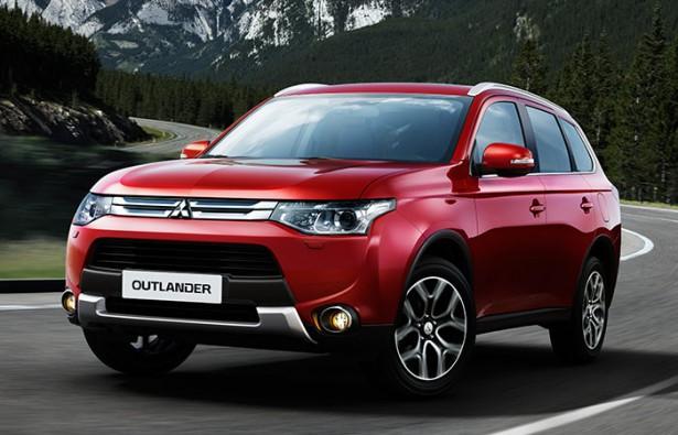 Mitsubishi будет производить на заводе в Калуге только одну модель - кроссовер Outlander