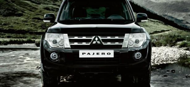 Mitsubishi продолжит поставки четвертой генерации Pajero в Россию