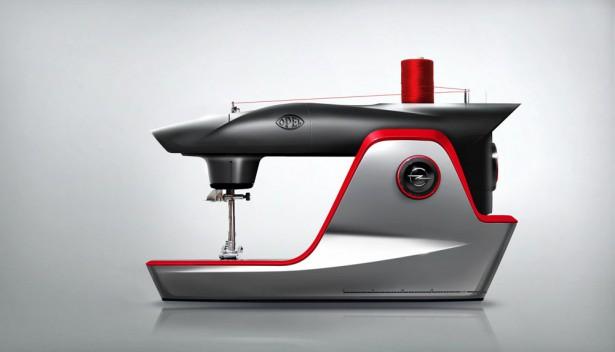 Opel - швейная машинка