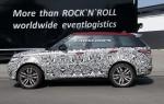 Range Rover Sport SVR 2017 Фото 05