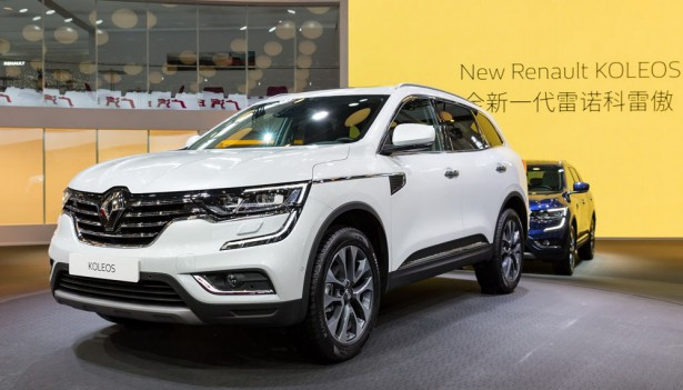 Renault Koleos 2016 Фото 01