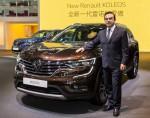 Renault Koleos 2016 Фото 03