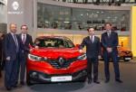 Renault Koleos 2016 Фото 04